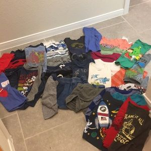GIANT Bundle of Toddler Boy clothes